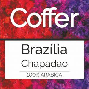 Coffer Brazília Chapadao 100% Arabica