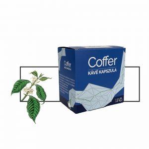 Coffer 80/20 kapszulás kávé