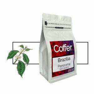 Coffer Brazília Panorama 100% Arabica