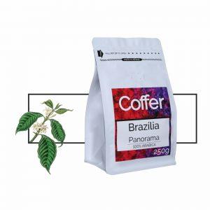 Coffer Brazília Panorama 100% Arabica szemes kávé