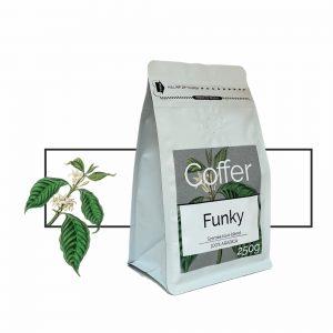 Coffer Funky 100% Arabica blend